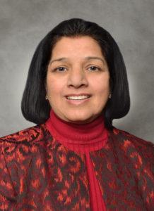 Jayashree Raman, Senior VP and CIO for Cooper University Health Care