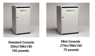 New Shredding Containers Weekly Rounds