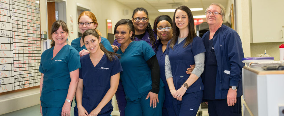 Cooper nurses