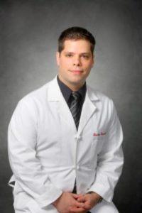 Joshua P. Hazelton, DO, FACS, FACOS, Director of Trauma Research at Cooper University Hospital