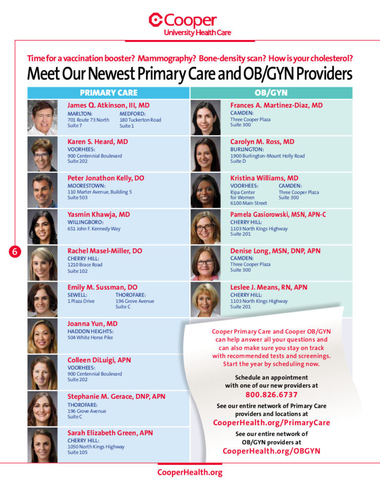 , Meet Our Newest Primary Care and OB-GYN Providers