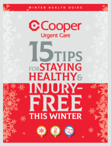 , Winter Health Tips from Cooper Urgent Care