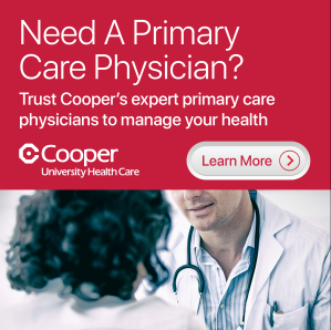 , Primary and Specialty Care for Women: The Ripa Center for Women's Health & Wellness at Cooper