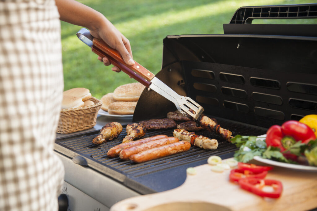 Good Health Starts at the Grill