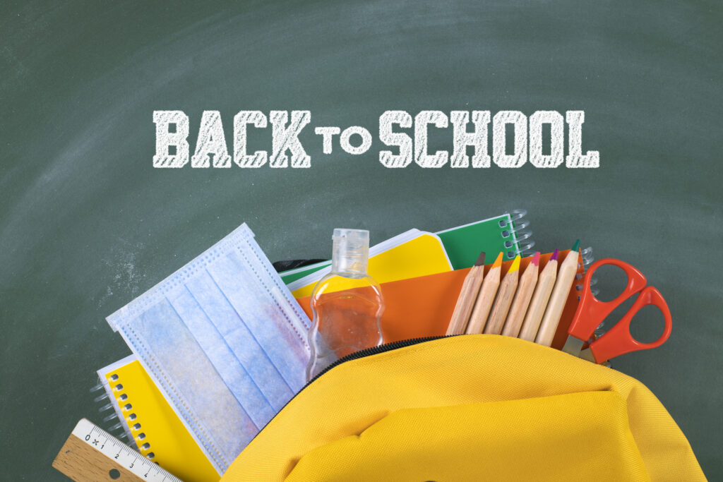 8 Tips to Help Ease Back-to-School Anxiety