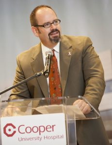 Robert A. Somer M.D. named new Division Head of the Department of Hematology/Oncology at MD Anderson Cancer Center at Cooper.