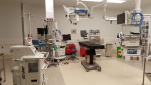 new operating room