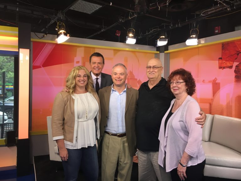 , Former Cooper Patient Credits Cooper Team with Saving His Life