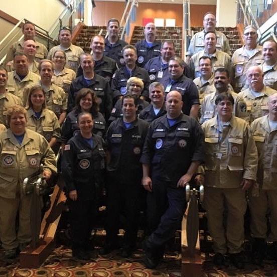 , Cooper EMS Supervisor Helping in Hurricane Harvey Relief Efforts