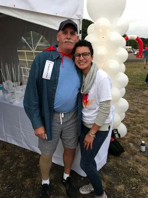 """, MD Anderson Cancer Center at Cooper Participates in """"Light the Night"""""""