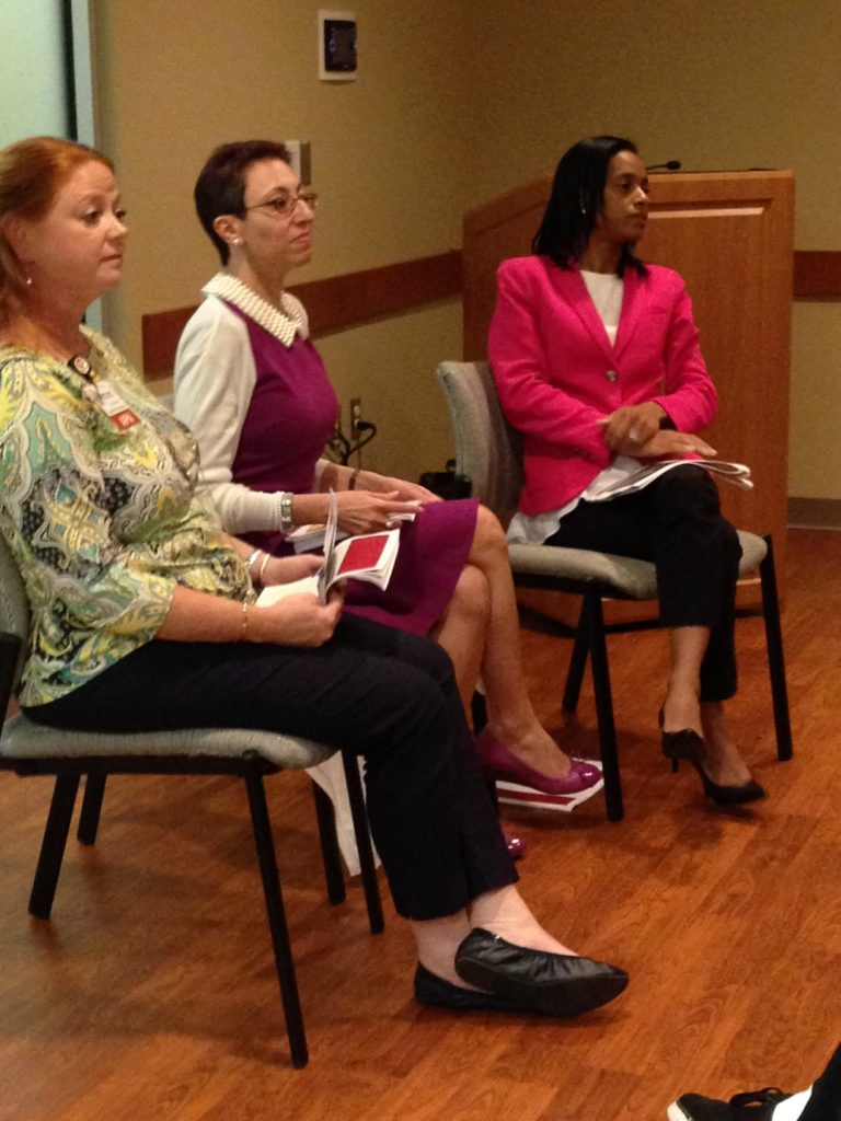, MD Anderson Cancer Center at Cooper Holds Educational Dense Breast Clinic