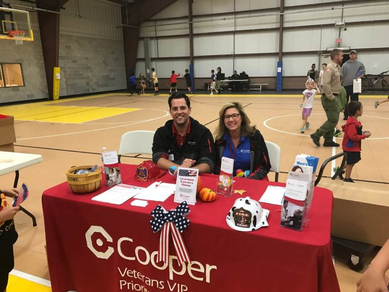 , Cooper Community Health Raise Awareness For First Responder Health at Berlin Fire Prevention Night