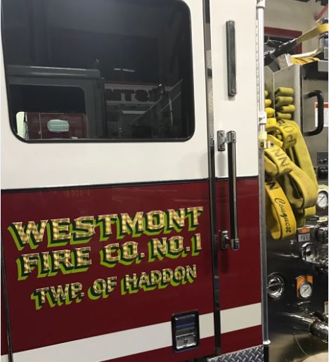 """, Cooper Community Health Visits Westmont Fire Company As Part Of """"Helping Our Heroes"""" Program"""