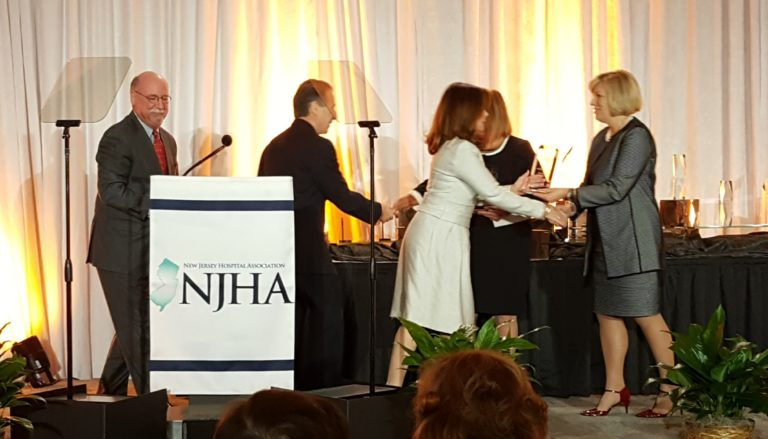 , Cooper University Health Care and Deborah Heart and Lung Center Honored by New Jersey Hospital Association for Developing Innovative Program Serving Active Military and Veterans
