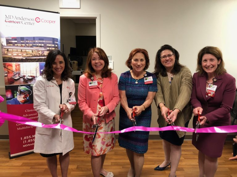 , New Outpatient Diagnostic Mammography Unit Opens at MD Anderson Cancer Center at Cooper