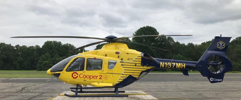 Cooper 2 Joins Life-Saving Air Medical Transport Service