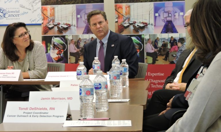 , MD Anderson Cancer Center at CooperHosted Biden Cancer Community Summitin Conjunction with Congressman Donald Norcross