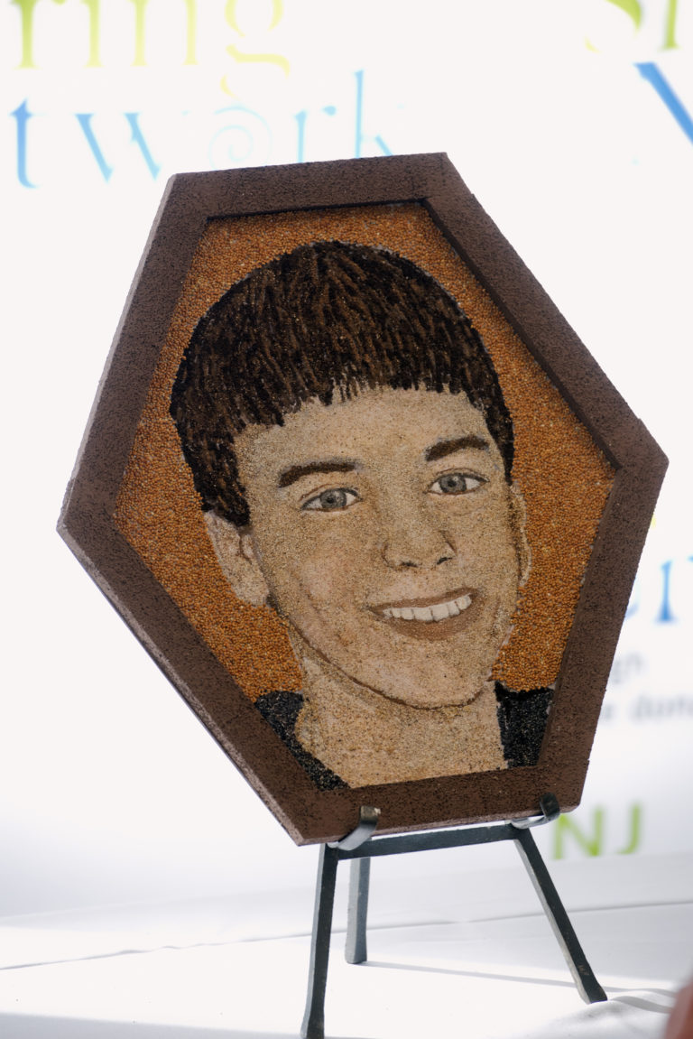 , Floragraph Decorating Ceremony Honored South Jersey Teen's Life-Saving Organ Donation