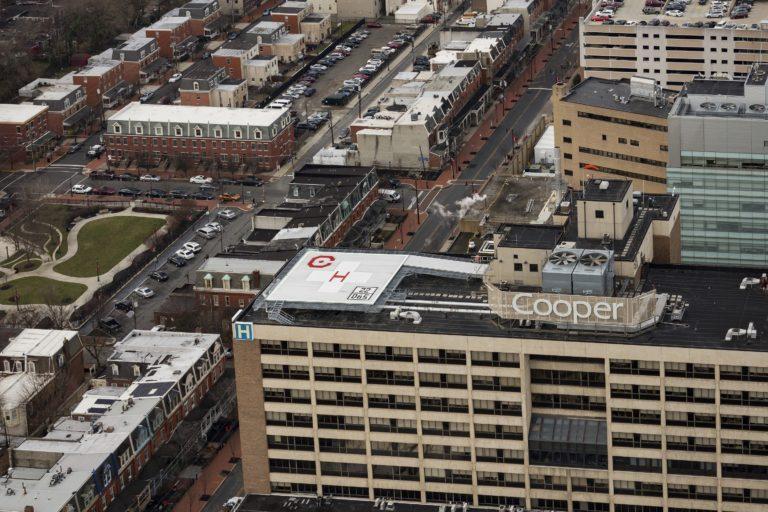 Cooper helipad