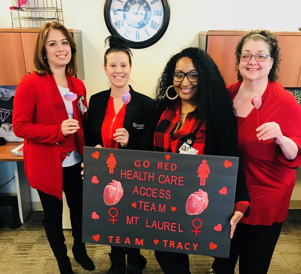, February 1: Wear Red for Heart Health