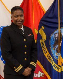 2019 Cooper Military Employee of the Year Ella Hawk, APN.