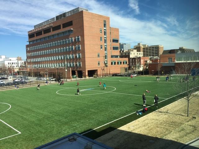 , Camden Celebrates Opening of New Turf Field atKIPP Cooper Norcross Lanning Square Campus