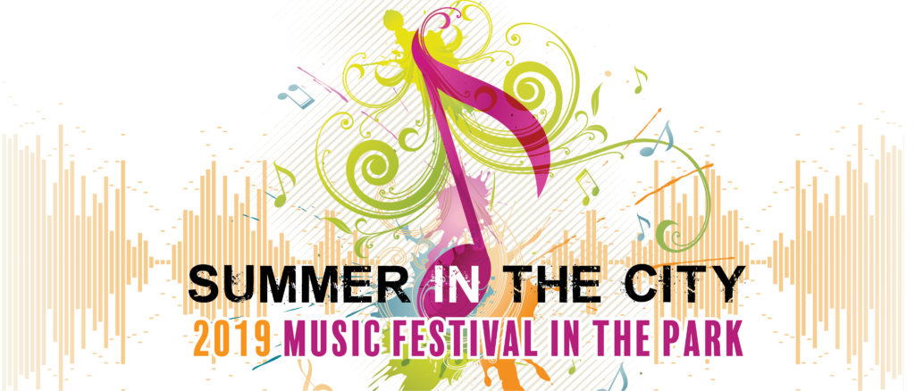 , Cooper Foundation to Kick-Off Free Summer in the City Music Festival in the Park Tuesday, July 23, 2019