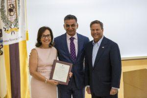 congressional proclamation honoring CMSRU