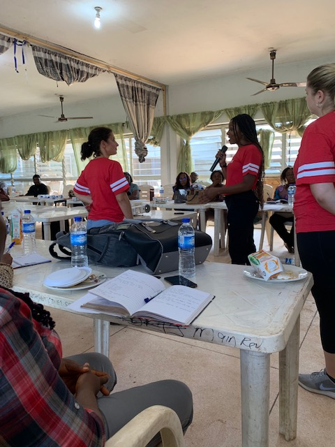 , Cooper Team Visits University of Nigeria Teaching Hospital to Establish New PICU