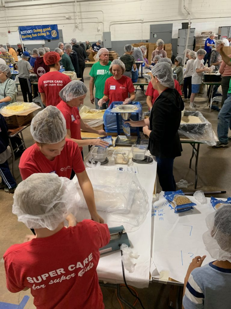 """, Cooper Pediatric Radiology Volunteer to Support """"Feed My Starving Children"""""""