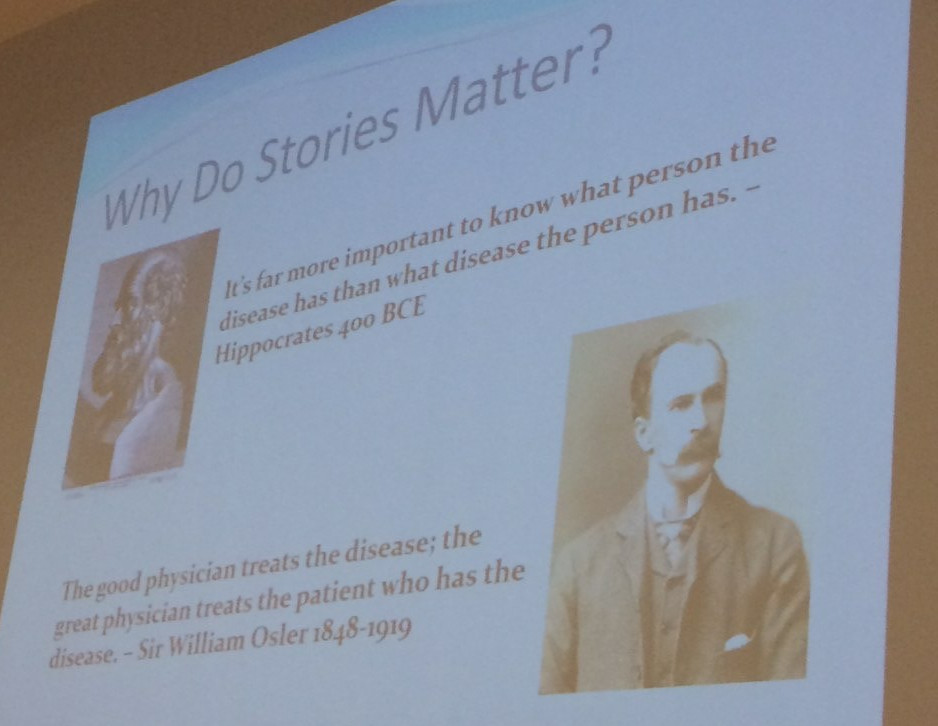 """, Noted National Expert Discusses How """"Storytelling"""" Project Impacted Veterans, Changed VA Healthcare"""