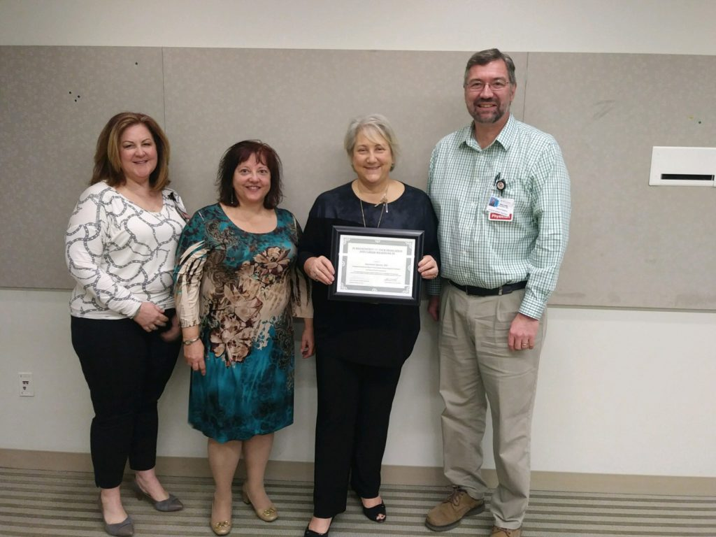 , Cooper GME Recognizes Antoinette Spevetz, MD, For Dedicated Service and Leadership