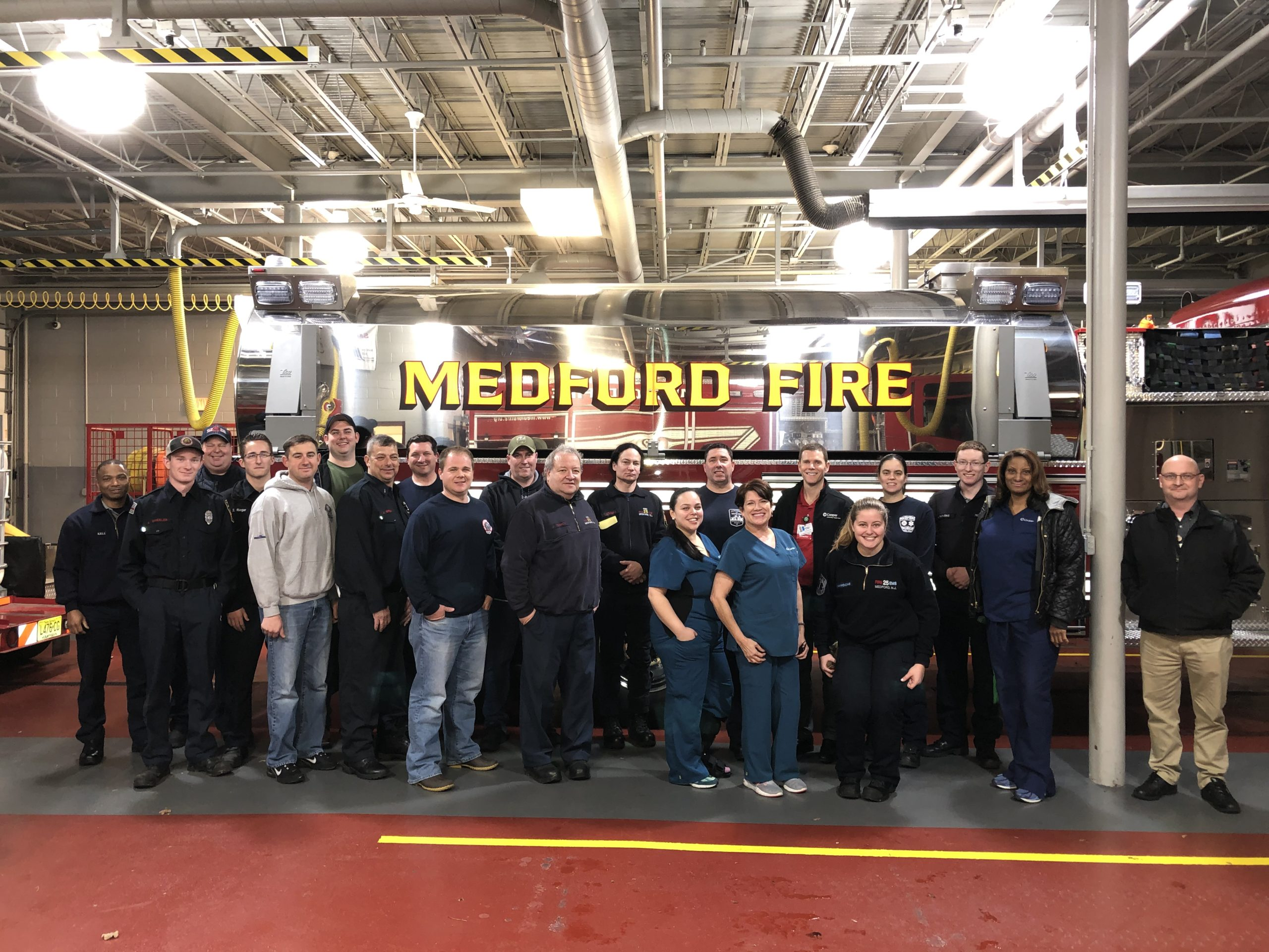 Cooper Community Health at Medford Fire