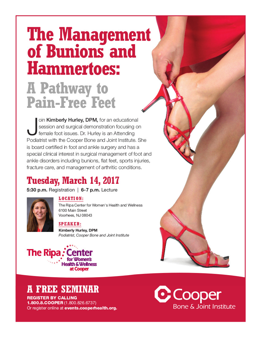 The Management of Bunions and Hammertoes: A Pathway to Pain-Free Feet