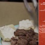 Hot Lean Roast Beef Sliders with Fresh Horseradish Cream Sauce
