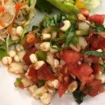 Jersey Corn and Tomato Salad